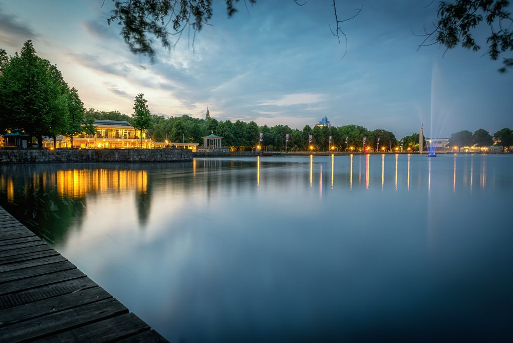 Maschsee Gölü, Hannover