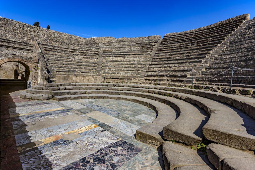 Odeon, Pompeii