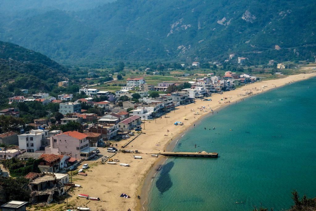 Ormanlı Manastır Plajı, Balıkesir