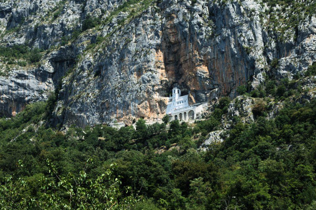 Ostrog Manastırı, Podgorica, Karadağ