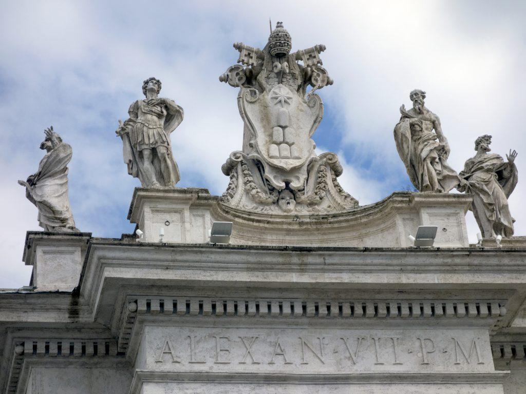 Papa 6. Alexander