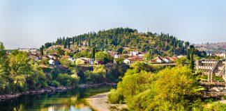 Podgorica, Karadağ