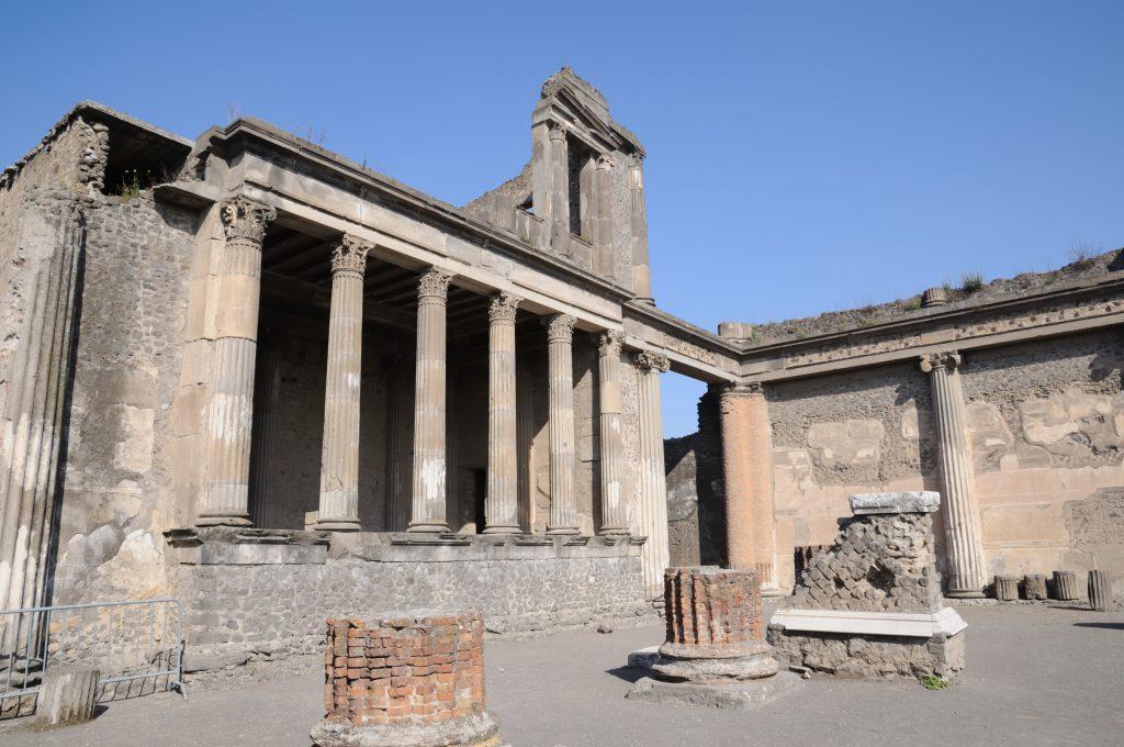 Pompeii Bazilika