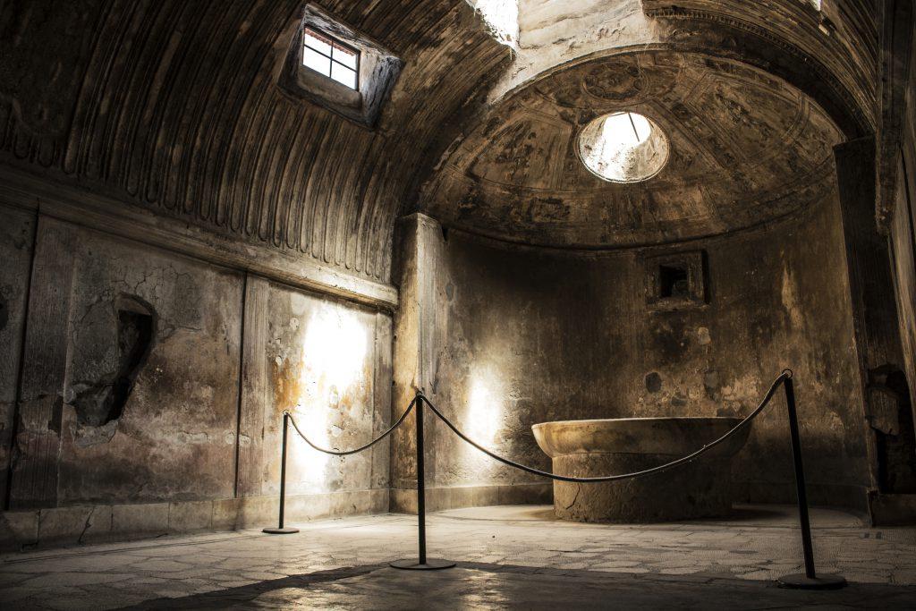 Forum Hamamı Pompeii