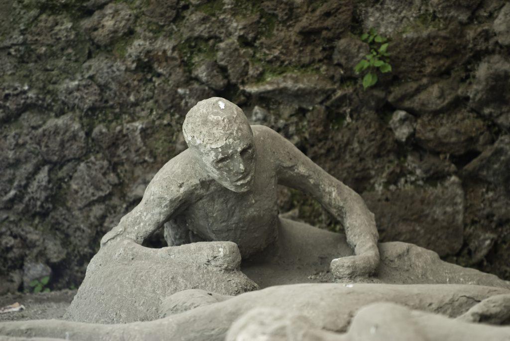Taşlaşmış Bedenler, Pompeii