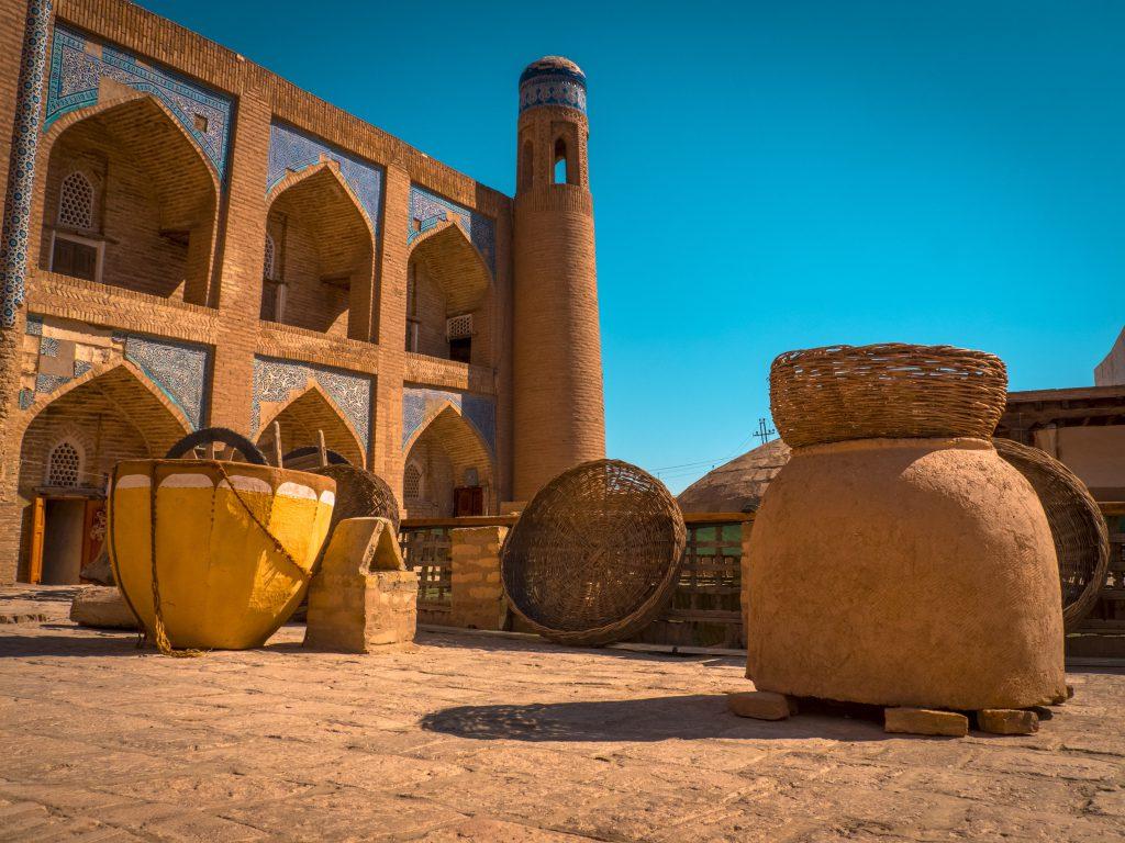 Şarap Müzesi, Semerkant, Özbekistan