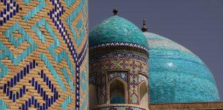 Semerkant, Özbekistan