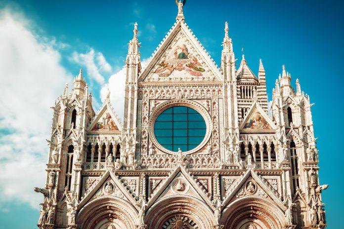 Siena Katedrali, İtalya