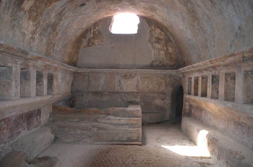 Stabian Hamamı, Pompeii