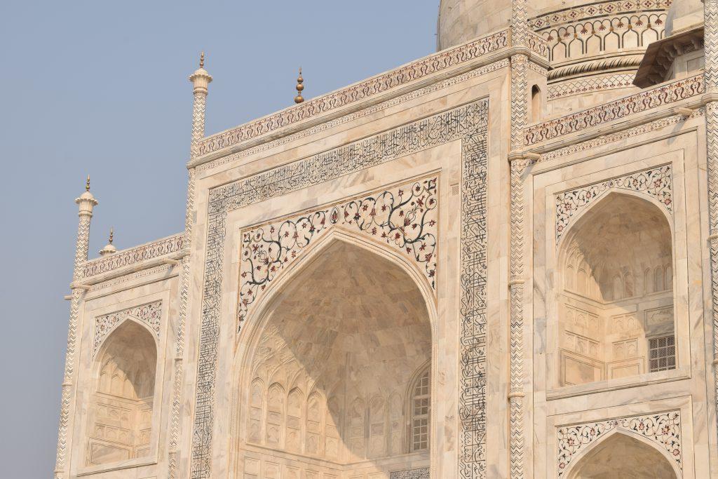 Tac Mahal Mimarisi