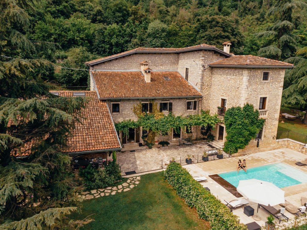 Toskana Villa, İtalya