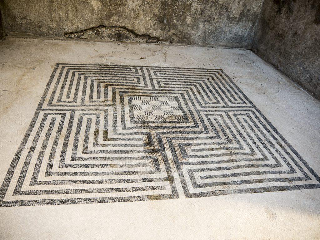 Trittolemo, Pompeii