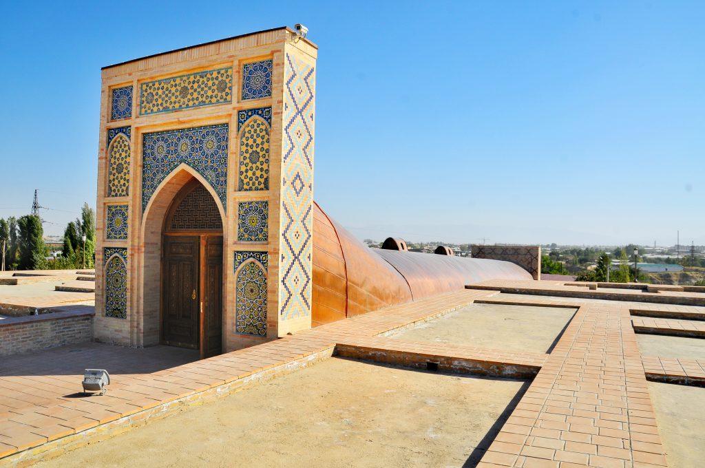 Uluğ Bey Rasathanesi, Semerkant, Özbekistan
