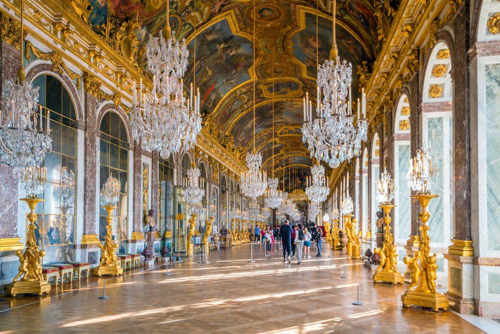 Versay Sarayı, Fransa