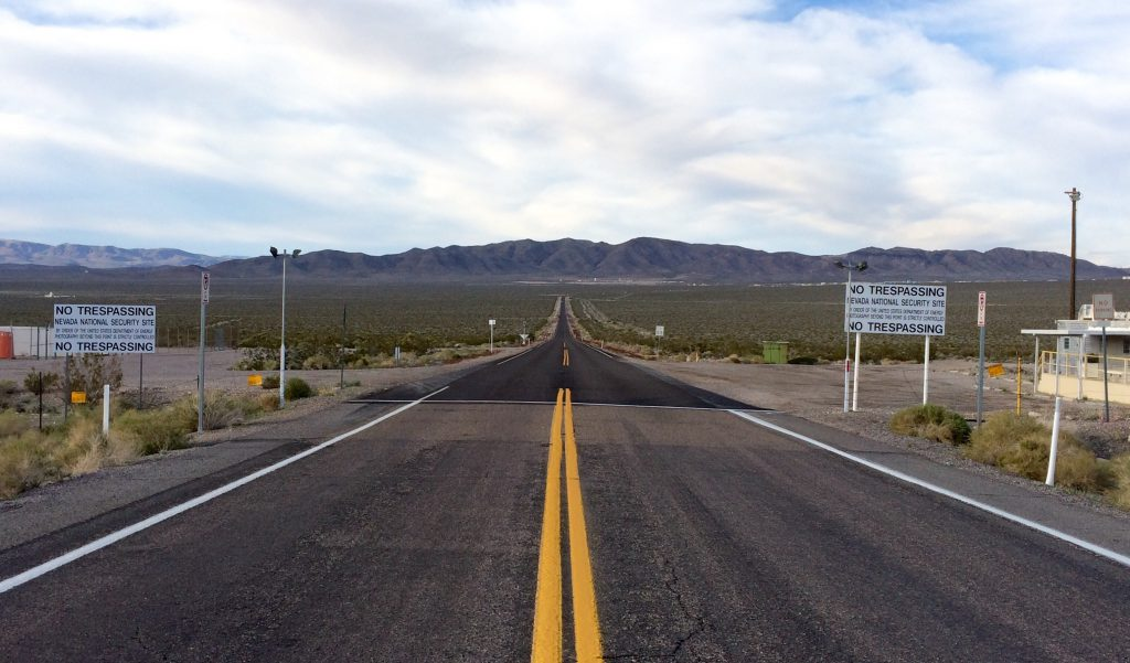 51. Bölge - Nevada, ABD