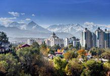 Almatı, Kazakistan