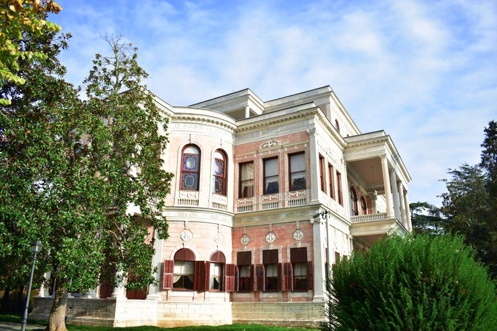 Beykoz Mecidiye Köşkü / Beykoz Sarayı, İstanbul