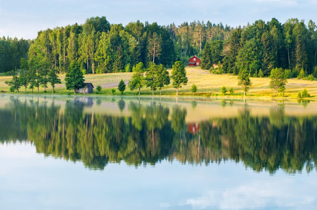 Dalsland, İsveç