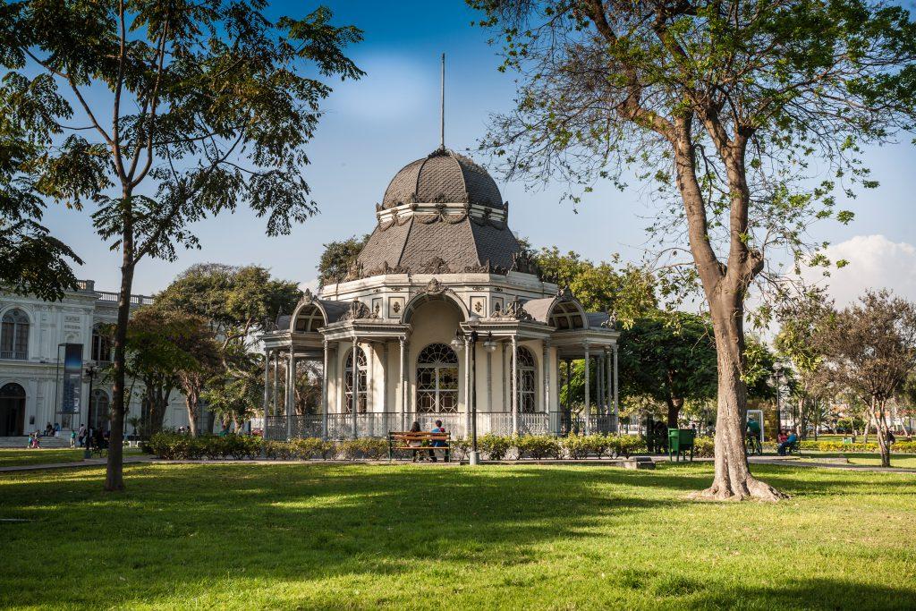 Exposition Park, Lima, Peru