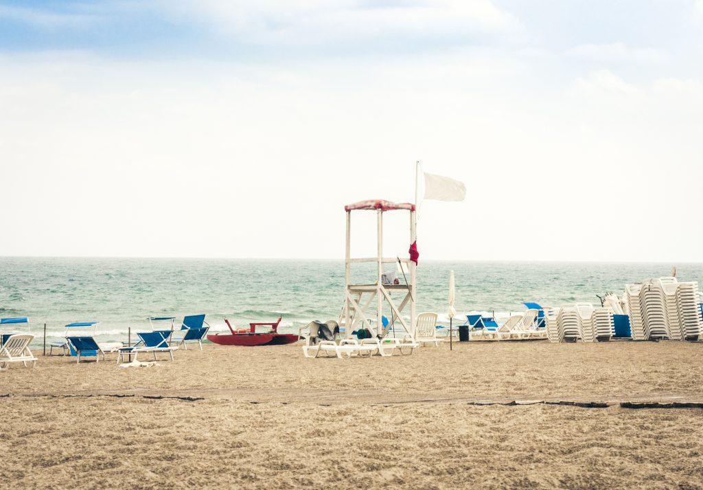 Lido Azzurro, Catania, Sicilya