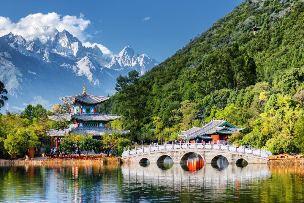 Lijiang, Çin