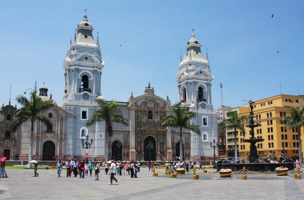 Lima Katedrali, Peru