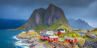 Lofoten Adaları, Norveç, İskandinavya
