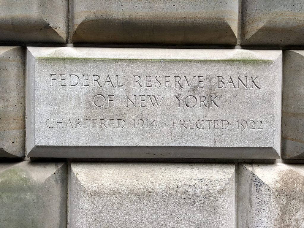 New York Federal Rezerv Bankası - New York, ABD