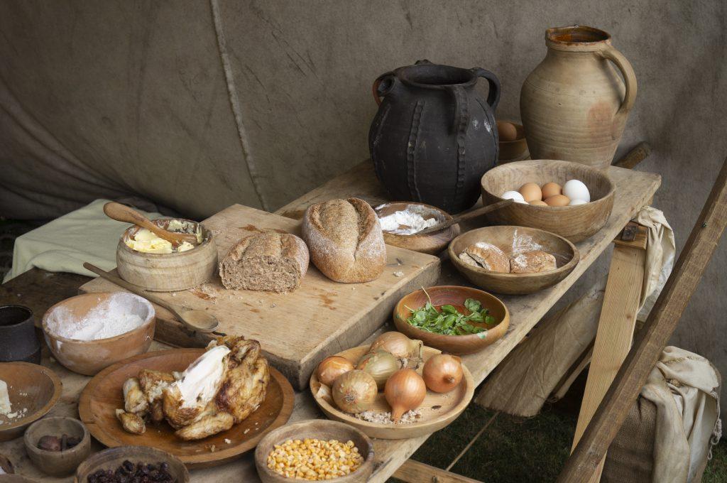 Orta Çağ Yemekleri
