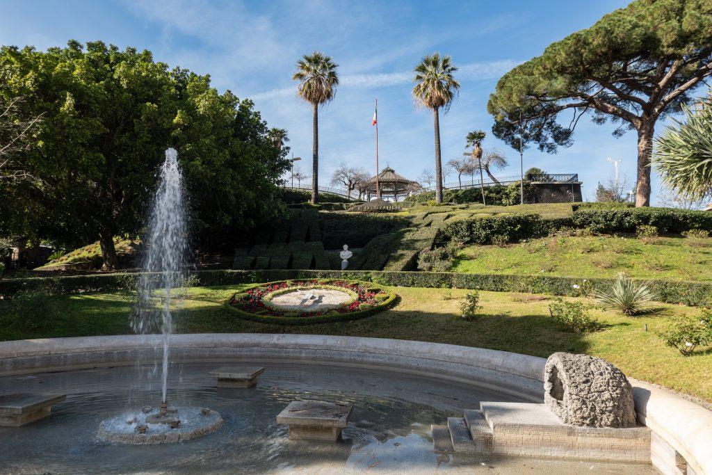 Parco Maestranze, Catania, Sicilya