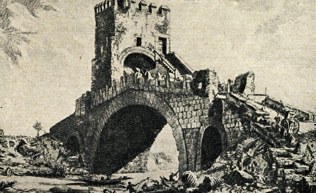 Salario Köprüsü, Tuz Yolu