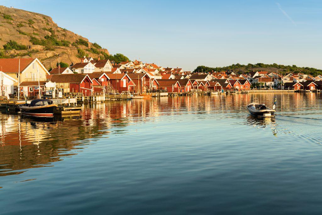 Skagerrak, İskandinavya