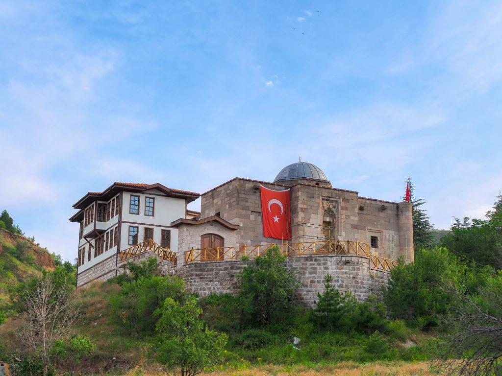 Taş Mescit (Cemaleddin Ferruh Şifahanesi ve Darülhadisi), Çankırı