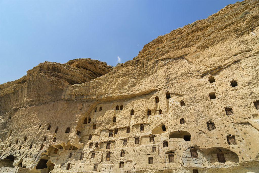 Manazan Mağaraları, Karaman