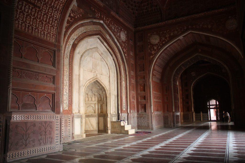 Tac Mahal Mihrab