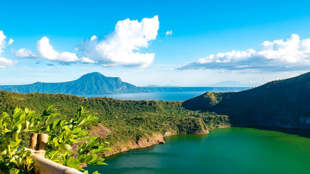 Tall Gölü, Filipinler