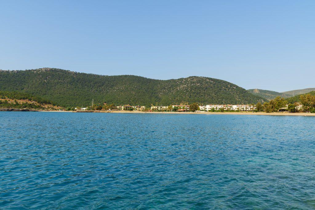 Büyükeceli Plajı, Mersin