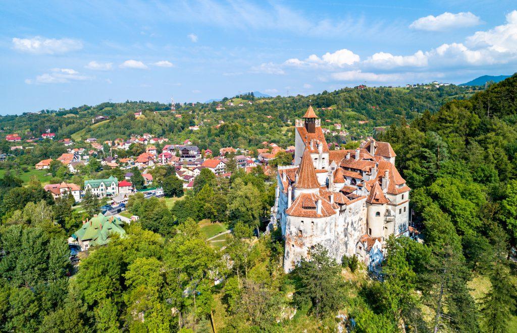 Bran, Transilvanya, Romanya