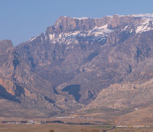 Cudi Dağı, Şırnak