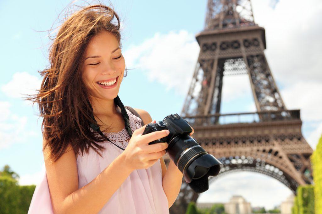 Turist Fotoğraf Makinesi