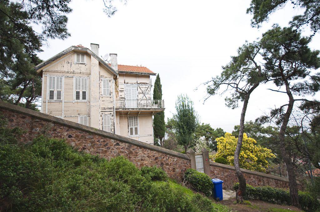 Hüseyin Rahmi Gürpınar Müze Evi, Heybeliada