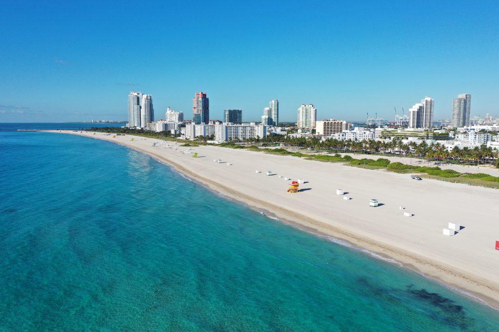 Lummus Park Beach, Miami