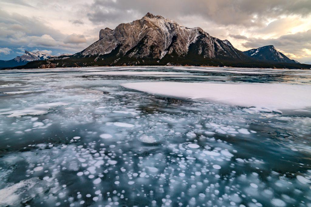 Abraham Lake (Kanada)
