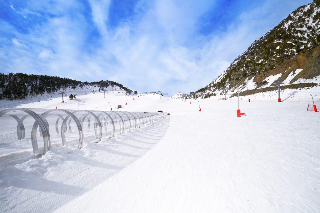 Arinsal , Andorra