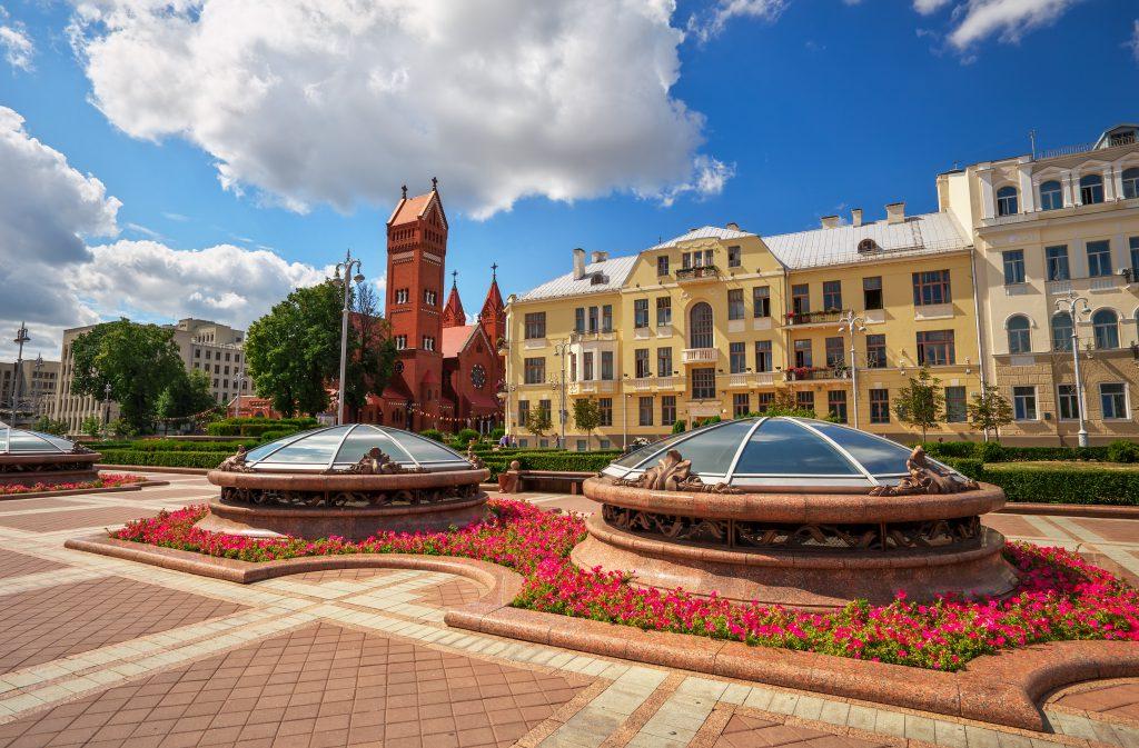 Bağımsızlık Caddesi / Independence Street, Minsk