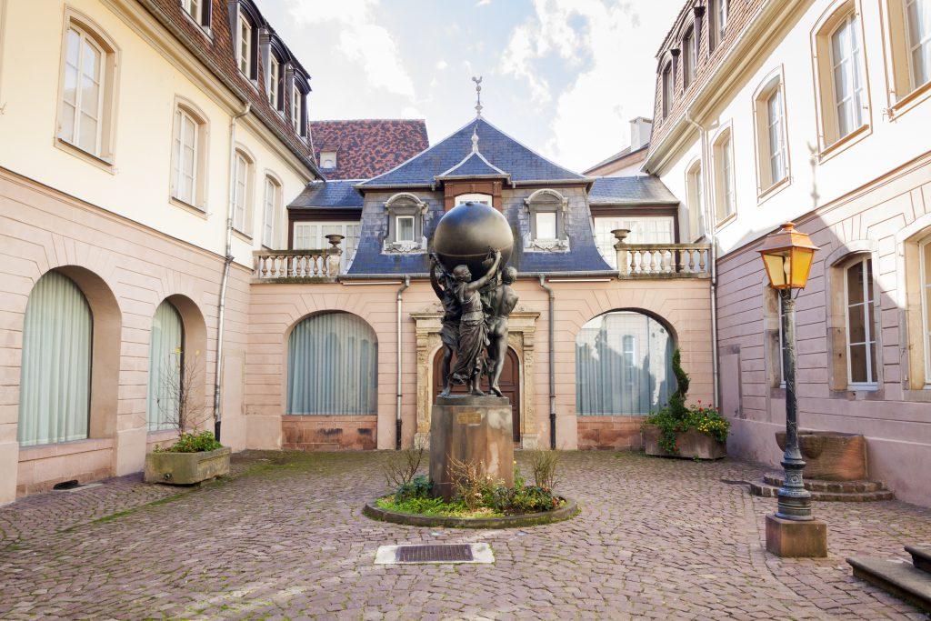 Bartholdi Müzesi, Colmar