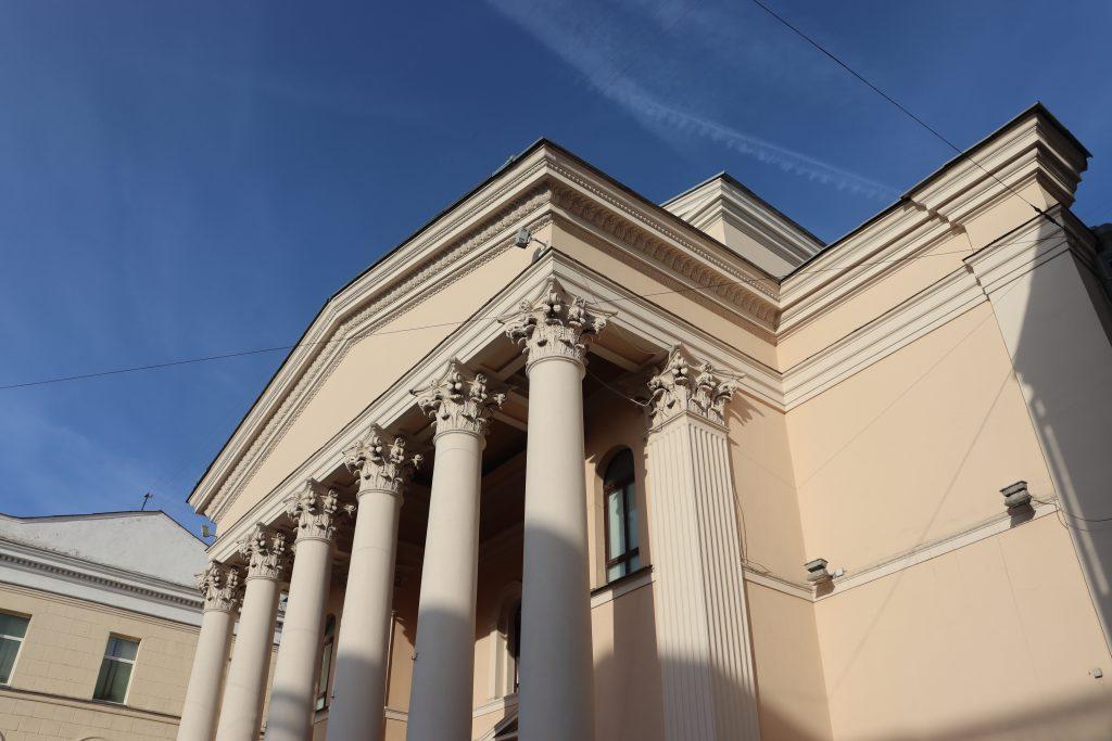Belarus Tiyatro ve Müzik Kültürü Devlet Müzesi, Minsk
