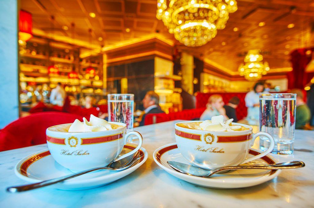 Cafe Melange, Avusturya