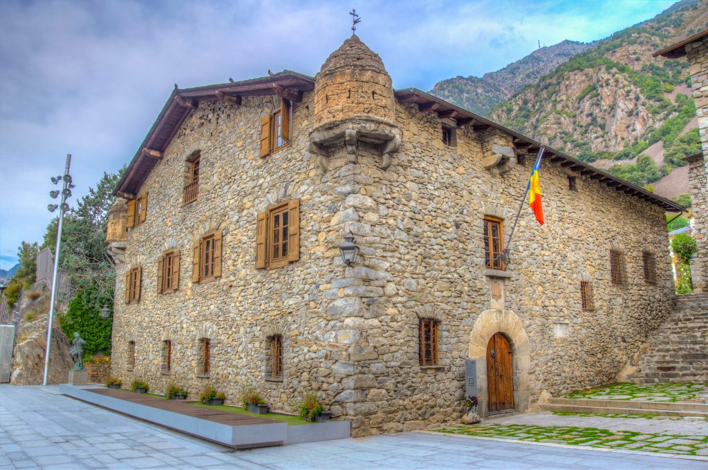 Casa de la Vall, Andorra la Vella