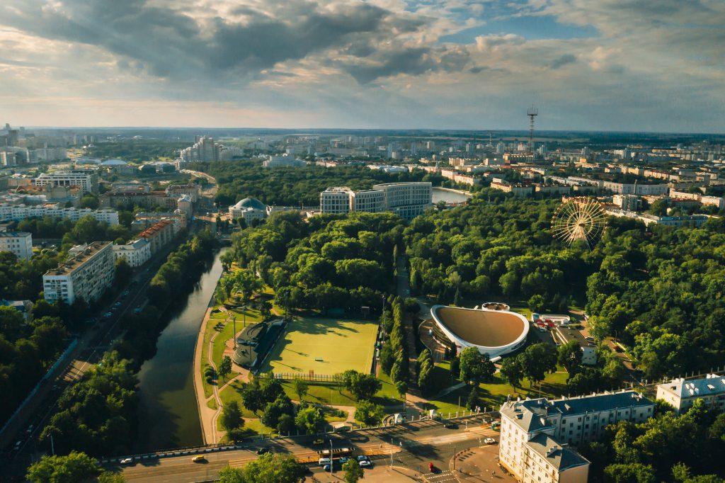 Gorky Parkı, Minsk